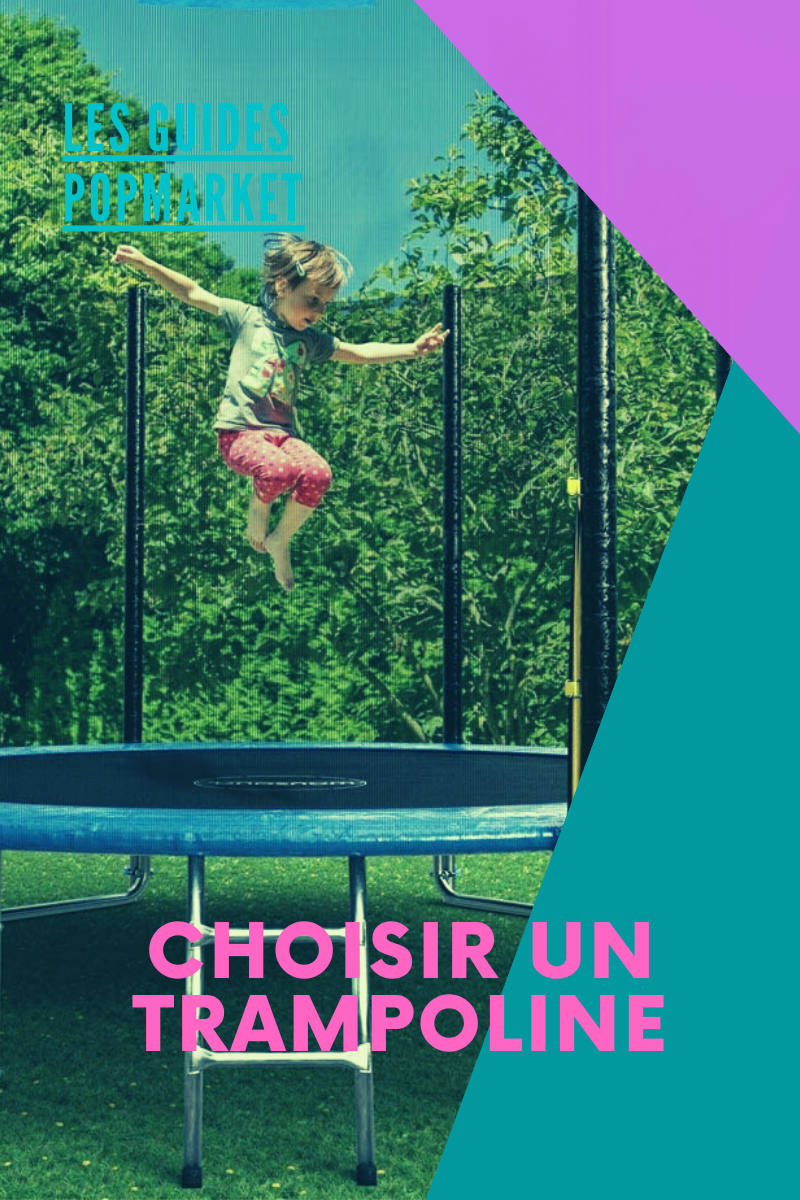 Guide d'achat et top 5 des meilleurs trampolines