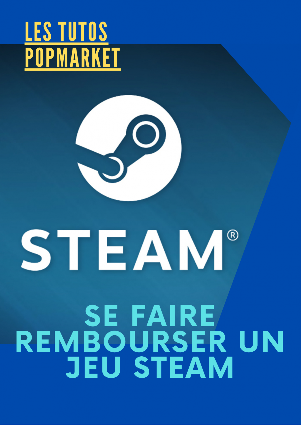 Faites-vous rembourser votre jeu Steam
